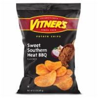 Vitner's Sweet Souther Heat BBQ Potato Chips - 8.5 oz