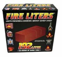 Fire Liters 10192 192 Pack, Fireplace Lighter - 192
