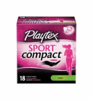 Playtex Sport Compact Super Tampons