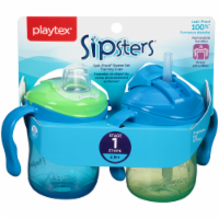 Playtex Sipsters Starter Set Training Cups