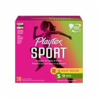 Playtex Sport Regular & Super Tampons Multi-Pack