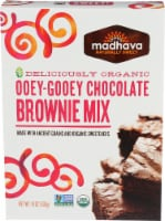 Madhava Organic Ooey Gooey Chocolate Brownie Mix