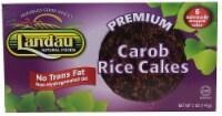 Landau Premium Carob Rice Cakes