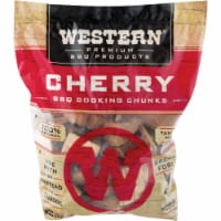 Western® Cherry BBQ Cooking Chunks - 549 cu in