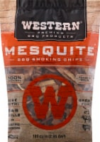 Western® Mesquite BBQ Smoking Chips