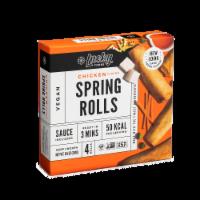 Lucky Foods Chicken Flavor Spring Rolls