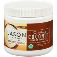 Jason Smoothing Coconut Unrefined Oil