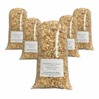 Wakefield Virginia 50 LBS Bulk Shelled Animal Grade Red Skin Peanuts for Birds, Squirrels - 50 lbs
