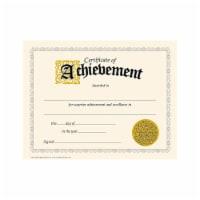 Certificate of Achievement Classic Certificates, 30 ct - 1