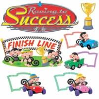 Monkey Mischief® Racing to Success Bulletin Board Set