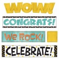I ♥ Metal WipeOff® Celebration Signs Mini Bulletin Board Set