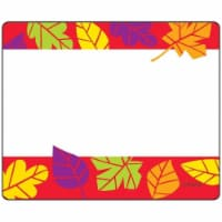 Trend T-68035BP Lively Leaves Terrific Labels - 360 Count