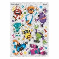 Trend Enterprises T-63357 Bots & Bolts Sparkle Stickers, Large - 16 Count