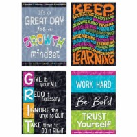 Mindset Messages ARGUS® Posters Combo Pack - 1