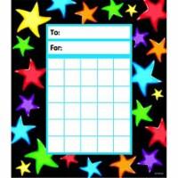 Gel Stars Incentive Pad, 36 sheets - 1