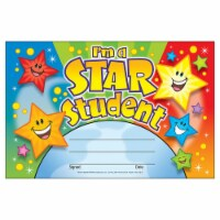 Trend Recognition Awards, I'm a Star Student, 8.5w by 5.5h, 30/Pack T81019 - 1