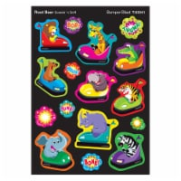 Bumper Blast/Root Beer Mixed Shapes Stinky Stickers®, 64 Count - 1