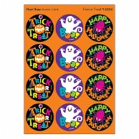 Trend Enterprises T-83302 1.25 in. Trick or Treat & Root Beer Scratch N Sniff Stinky Stickers
