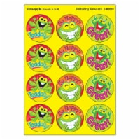 Ribbeting Rewards/Pineapple Stinky Stickers®, 48 Count - 1