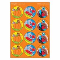 Trend Enterprises T-83311 1.25 in. Fall Friends & Pumpkin Scratch N Sniff Stinky Stickers, La