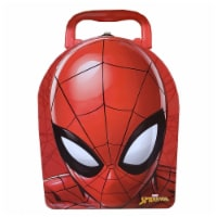 Tin Box Company Spider-Man Head Arch Lunch Box