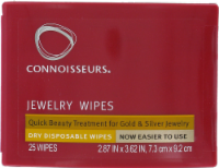 Connoisseurs Compact Jewelry Wipes