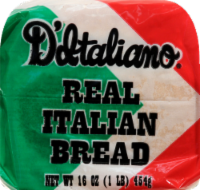 D'italiano Real Italian Bread