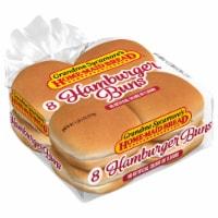 Grandma Sycamore's Hamburger Buns 8 Count