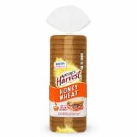 Nature's Harvest Whole Grain Honey Wheat Bread