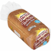 Nature's Harvest® Healthy Habits™ Smooth Wheat Bread - 15 oz