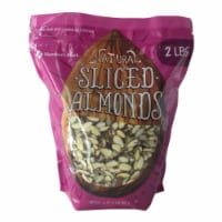 Member's Mark Natural Sliced California Almonds (32 Ounce) - 1 unit