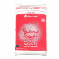 Member's Mark 10x Powdered Sugar - 7 Pound bag - 1 unit