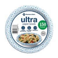 Member's Mark Ultra Paper Bowls (20 Ounce,150 Count) - 1 unit