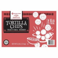 Member's Mark Round Yellow Tortilla Chips (3 Pounds, 2 Count) - 1 unit