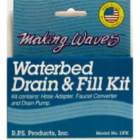 BestAir DFK Waterbed Drain & Fill Kit - 1