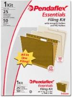 Pendaflex Essentials Letter Size Filing Kit