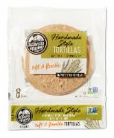 Handmade Style Hatch Green Chile Tortillas - 6