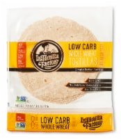 La Tortilla Factory Large Low Carb Whole Wheat Tortillas