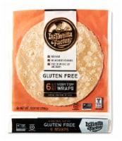 La Tortilla Factory Gluten Free Wraps