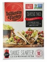 Classic Taco Sauce Starter - 8