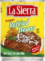 La Sierra Premium Refried Pinto Beans