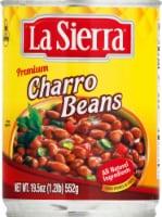 La Sierra Premium Charro Beans