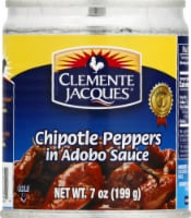 Clemente Jacques Chipotle Peppers in Adobo Sauce - 7 oz