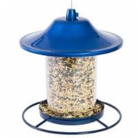 Perky Pet Blue Sparkle Panorama Feeder