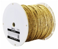 Wellington 1/4 in. Dia. x 750 ft. L Tan Twisted Sisal Rope - Case Of: 1; Each Pack Qty: 1; - Count of: 1