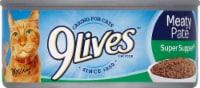 9Lives Super Supper Wet Cat Food