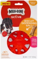 Milk-Bone Active Biscuit Dispensing Ball Medium