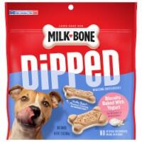 Milk-Bone Dipped Vanilla Yogurt Dog Treats - 12 oz