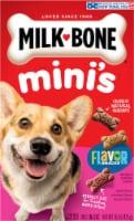 Milk-Bone Mini's Flavor Snacks Dog Treats - 15 oz