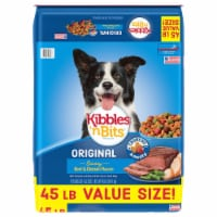 Kibbles 'N Bits Original Beef & Chicken Dry Dog Food